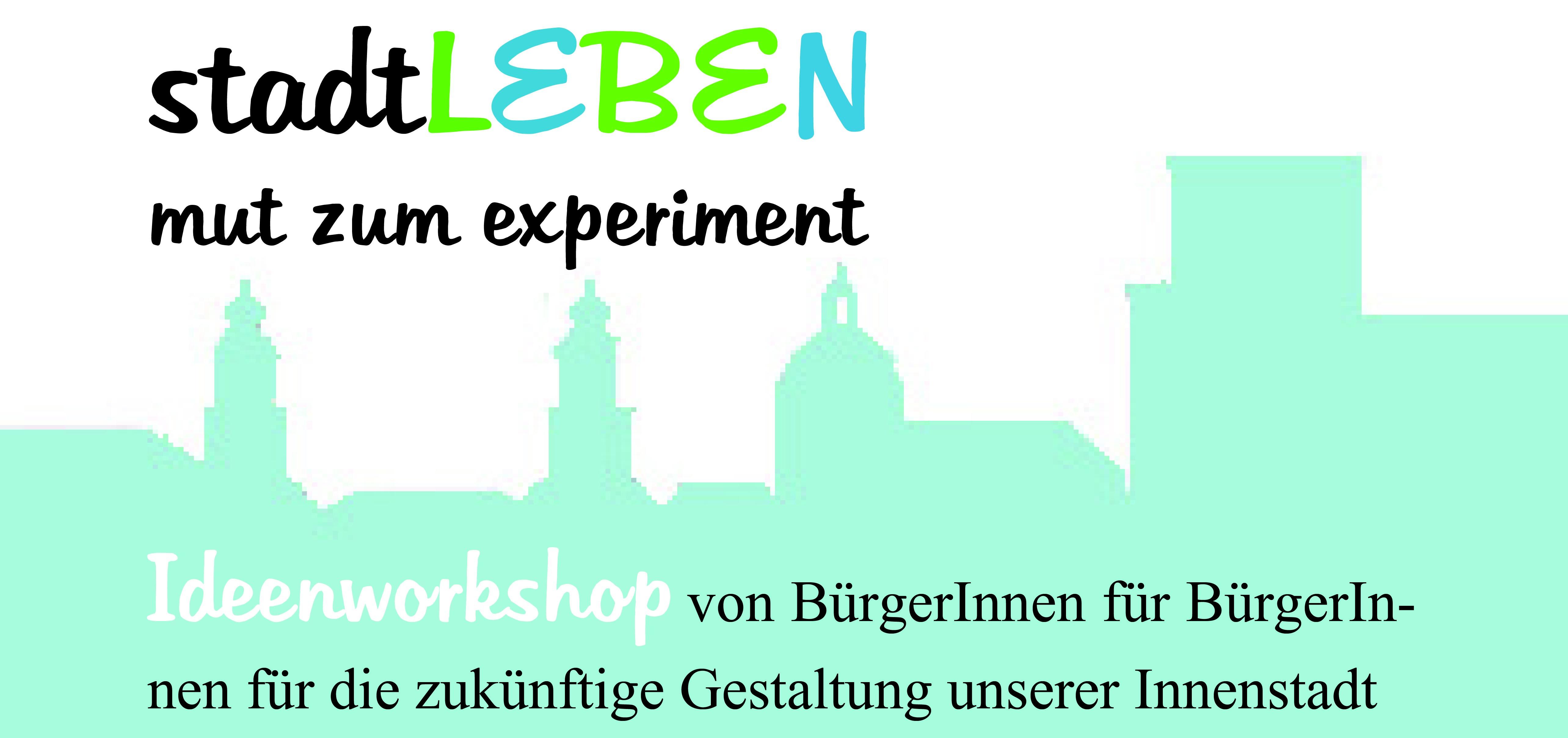 stadtLEBEN Workshop Logo